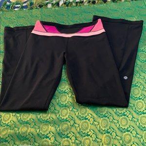 Lululemon pants two way wearing
